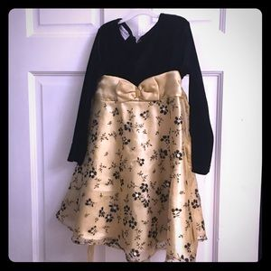 Christmas dress- 4T